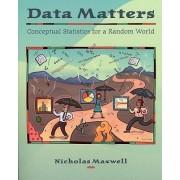 Data Matters by Nicholas Maxwell