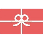 Gift Card (available in other amounts as well) - R 500.00