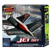 Air Hogs Rc Plane, Jet Set 2 Black X 36