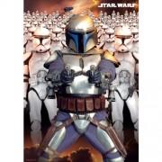 "AbyStyle - Poster - Star Wars ""Jango Fett Army"" 98x68cm - 3760116317481"