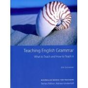 Macmillan Books for Teachers / Teaching English Grammar by Jim Scrivener
