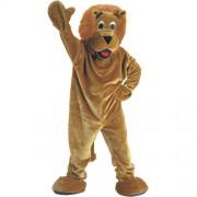 Dress Up America 298-XL - Mascotte Indossabile Leone Ruggente, XL, 16-18 Anni, Multicolore