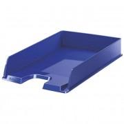 Irattálca, műanyag, ESSELTE Europost, kék