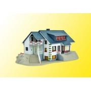 Kit Casa pe malul lacului H0 43711 Kibri