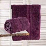 Dekoria Ręcznik Evora fioletowy, 50x90 cm