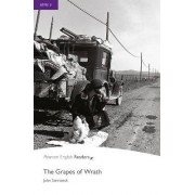 Level 5: The Grapes of Wrath Book and MP3 Pack by John Steinbeck