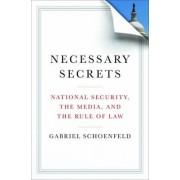 Necessary Secrets by Gabriel Schoenfeld