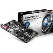 ASRock 1150 H81 Pro BTC Scheda Madre, Nero