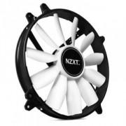 NZXT fan FZ 200mm LED Airflow Series, 200x200x30mm, Green