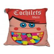 Almofada Decorativa Chiclets / Cochilets
