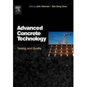Advanced Concrete Technology 4 by John Newman