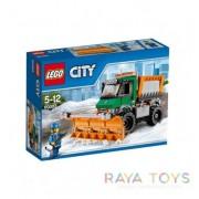 Lego City Камион снегорин
