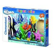 Clementoni 27883 - Nemo Fish Are Friends Not Food - Puzzle 104 pezzi