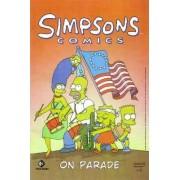 Simpsons Comics: on Parade by Matt Groening
