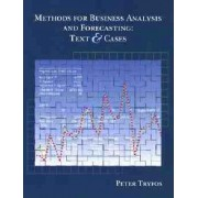 Methods for Business Analysis and Forecasting by Peter Tryfos