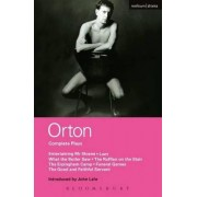 Orton Complete Plays: Entertaining Mr. Sloane, Loot, What the Butler, Ruffian, Erpingham Camp, Funeral Games Good and Faithful Servant by Joe Orton