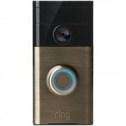 Sonerie Smart Cu Camera Video 720p Si Wi-Fi Antique Auriu RING