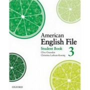 American English File Level 3: Student Book
