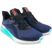Adidas ALPHABOUNCE M Running Shoes(Blue)