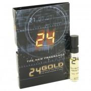 ScentStory 24 Gold The Fragrance Jack Bauer Vial (Sample) 0.04 oz / 1.2 mL Fragrance 500208