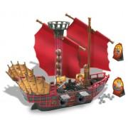 Mega Bloks 1071 Pirates of the Caribbean-A World's End-Flagship Battlers Empress , RARE