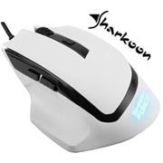 Sharkoon SHARK Force Gaming Optical Mouse: White