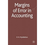 Margins of Error in Accounting by David R. Myddelton