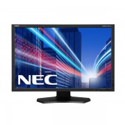 Monitor LED IPS NEC MultiSync PA242W 24.1 inch 8 ms Black