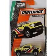 Matchbox On a Mission - MBX Explorers - Ford F-150 SVT Raptor #57/120