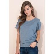 Zafira Grey egyszínű női póló