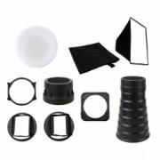 JJC FK-9 Portait Kit - Set modificatori foto