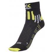 X-Bionic Effektor xbs.running Socks Men Short Black/Acid Green 39/41 2017 Running