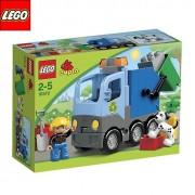 Лего Дупло - Камион за отпадъци 10519 - Lego
