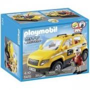 Комплект Плеймобил 5470 - Aвтомобил на техник - супервайзор - Playmobil, 290957