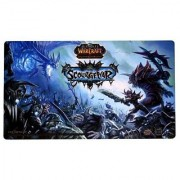 Wow World Of Warcraft Scourgewar Playmat Game Mat Pad