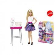 Mattel barbie e la toilette dei cuccioli cfn40