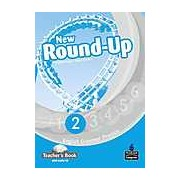 New Round-Up English Grammar Practice 2 Teacher's Book with Audio CD