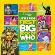 National Geographic Little Kids First Big Book of Who by Jill Esbaum