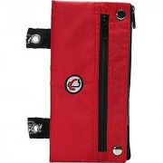 Case-it The Snapper Pencil Case with Grommets Red PLP-03-RED