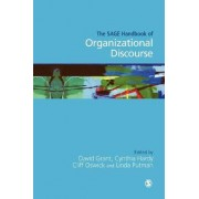 The Sage Handbook of Organizational Discourse by David Grant