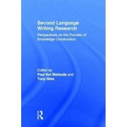 Second Language Writing Research by Paul Kei Matsuda