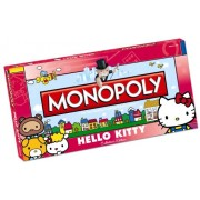 [Import Anglais]Hello Kitty Monopoly Collectors Edition