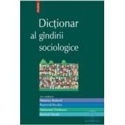 Dictionar al gandirii sociologice