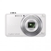 Sony Cybershot DSC-WX80/W 16.2MP Digital Camera (White)