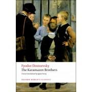 The Karamazov Brothers by Fyodor Dostoevsky