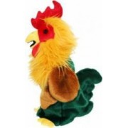 Jucarie educativa The Puppet Company Hand Doll - Rooster