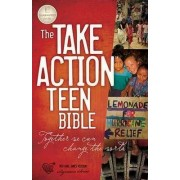 Take Action Teen Bible-NKJV by Nelson Bibles