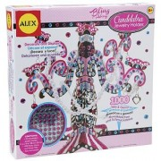 ALEX Toys Craft Bling Along Candelabra Jewelry Holder