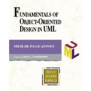 Fundamentals of Object-oriented Design in UML by Meilir Page-Jones