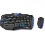 Kit tastatura si mouse E-Blue Cobra Reinforcement - Iron Professional